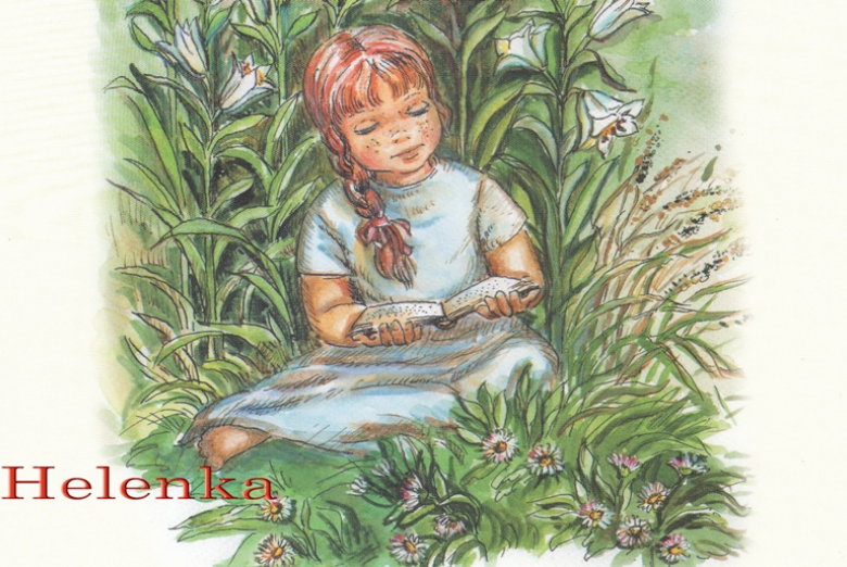 Helenka - Children's Book from the Sisters of Our Lady of Mercy